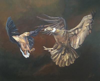Samuel Maita, 'Natural enmity', 2016