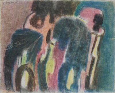 Jacob Bornfriend, 'Composition with figures'