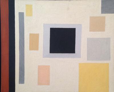 Alice Trumbull Mason, 'Paradox #9, In the Light', 1960