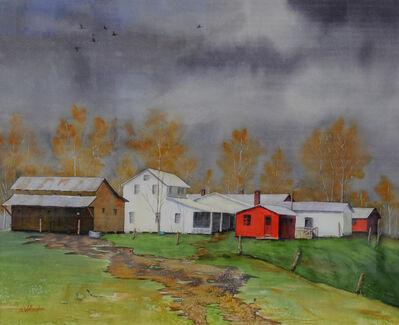 Susan Wellington, 'Storm's Brewing', 2018