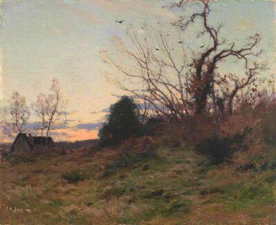 Charles Harold Davis, 'Twilight', 1889