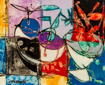 Claude Venard, 'Still Life', 1955