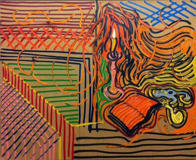Pelayo Ortega, 'La Mesa del Pintor', 2004