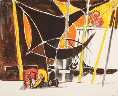 Edouard Pignon, 'Boat at Ostende', 1955