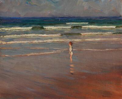 Joseph Benjamin Davol, 'In the Surf'