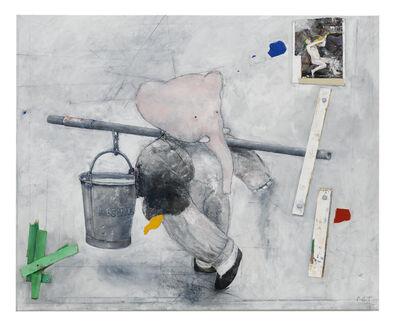PG Thelander, 'Absint - Elefant I', Early 21st Century