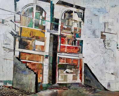 Margaret Noel, 'Façade', 2018