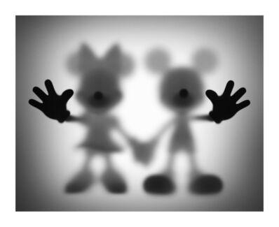 Sebastian Burdon, 'Gone Minnie and Mickey', 2019