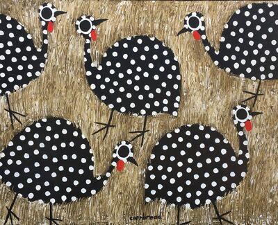 Cornbread, 'Black Guinea Hens', Unkown