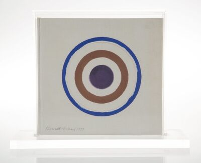 Kenneth Noland, 'Untitled', 1977