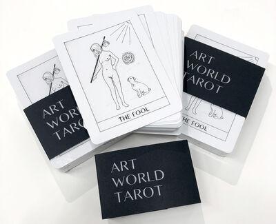 Mieke Marple, 'Art World Tarot', 2018