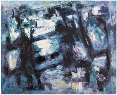 Antonio Corpora, 'Ritorno di sera ', 1957