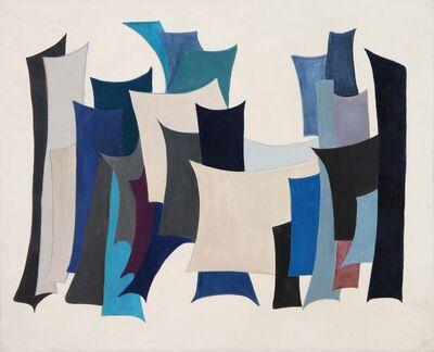 Huguette Caland, 'City II', 1968