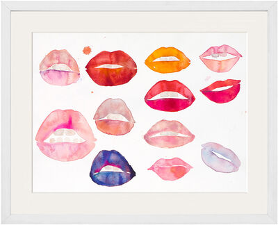 Fahren Feingold, 'WHITE LIES FROM LOOSE LIPS (Limited Edition)', 2020