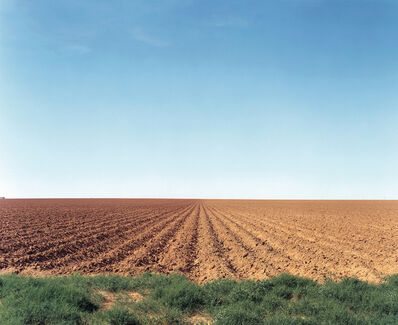 Peter Brown, 'North Texas: Plowed field, Patricia', 2002