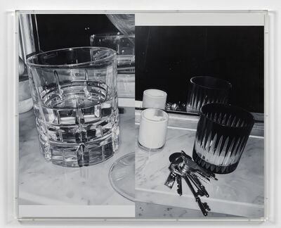 James White, 'The Large Glass #1', 2017