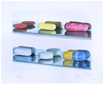 Damien Hirst, 'Elusive Truth – Six Pills – Small', 2012