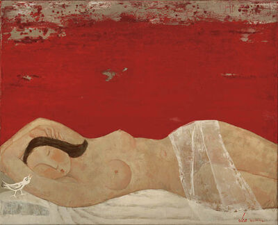 Kui Dae Lee, 'Reve de Fille III', 2009