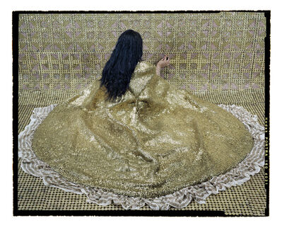 Lalla Essaydi, 'Bullets Revisited #20', 2013