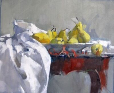 Maggie Siner, 'Yellow Pears', 2018