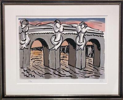 Man Ray, 'Pont Neuf (Anselmino 6)', 1970