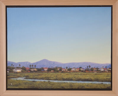 "William Glen Crooks, '""Estuary - Looking East""', 2012"