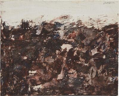 Jean Dubuffet, 'Sans titre (Paysage) (Untitled (Landscape))', 1954