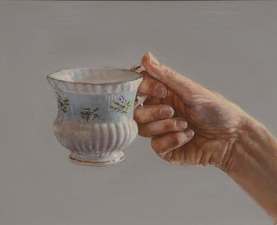 Judith Dickinson, 'Tea Time', 2015