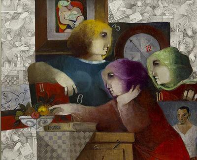 Alvar Sunol, 'A Picasso ', 2014