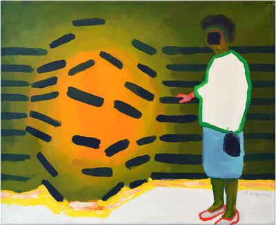Roger Raveel, 'Untitled', 1976