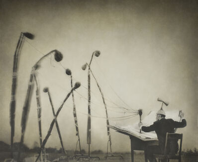 Robert and Shana ParkeHarrison, 'Windwriting', 1998
