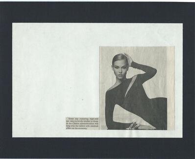 Jeanne Liotta, 'Economy Girl', 2013
