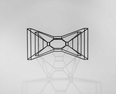 Alper Derinboğaz, 'Steel Structure', 2018