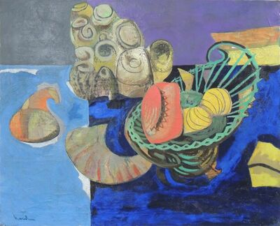 Wim Kersten, 'Still life with shells', 1946-1950