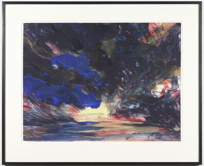 Peter Alexander, 'Untitled (Sunset)', 1984