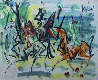 Gen Paul, 'Horses'