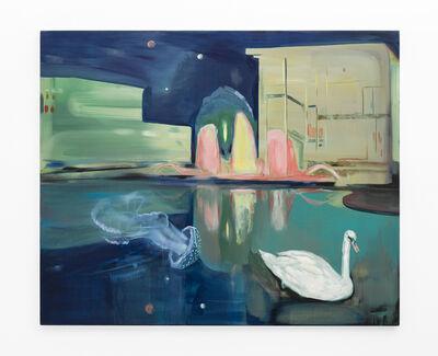 Kate Gottgens, 'Neon Lake', 2020
