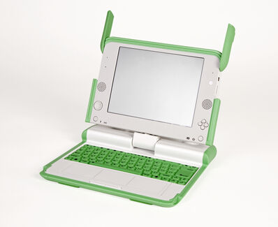 Yves Béhar and fuseproject, 'One Laptop Per Child XO laptop computer', 2007
