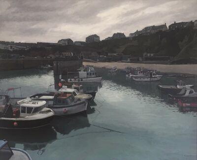 Reuben Colley, 'Newquay Harbour II', 2018