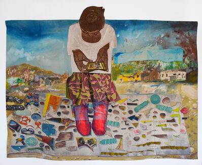 Paula Wilson, 'Gathering ', 2018