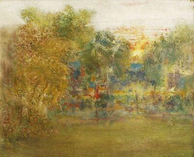 Richard Eurich, ''SUNSET STUDY''