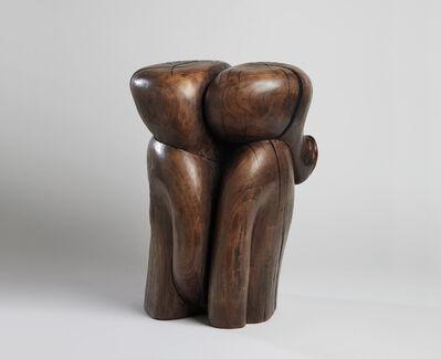 Wang Keping 王克平, 'Kissing Couple', 2000