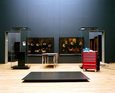 Wijnanda Deroo, 'Rijksmuseum #6', January 2013