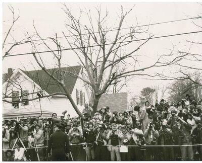 Andy Warhol, 'Paparazzi', 1976-1987