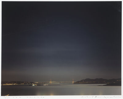 Richard Misrach, '11.10.00, 12:50 - 3:40 a.m.', 2000