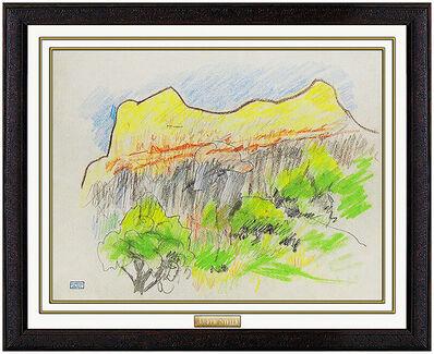 Joseph Stella, 'Majestic Ridge', 20th Century