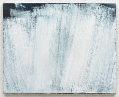 Raimund Girke, 'Weisse Wand', 1989