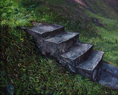 Yeo Tze Yang, 'Steps', 2018