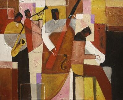 Kerream Jones, 'Mixing It Up', 2007