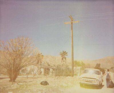 Stefanie Schneider, 'Lone Star Trail (The Girl behind the White Picket Fence)', 2013